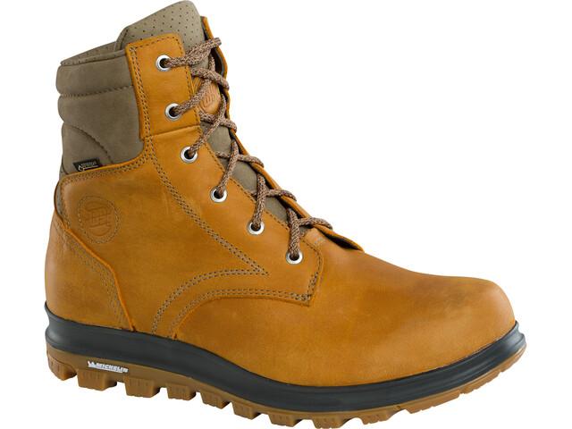 Hanwag Anvik GTX - Chaussures Homme - jaune